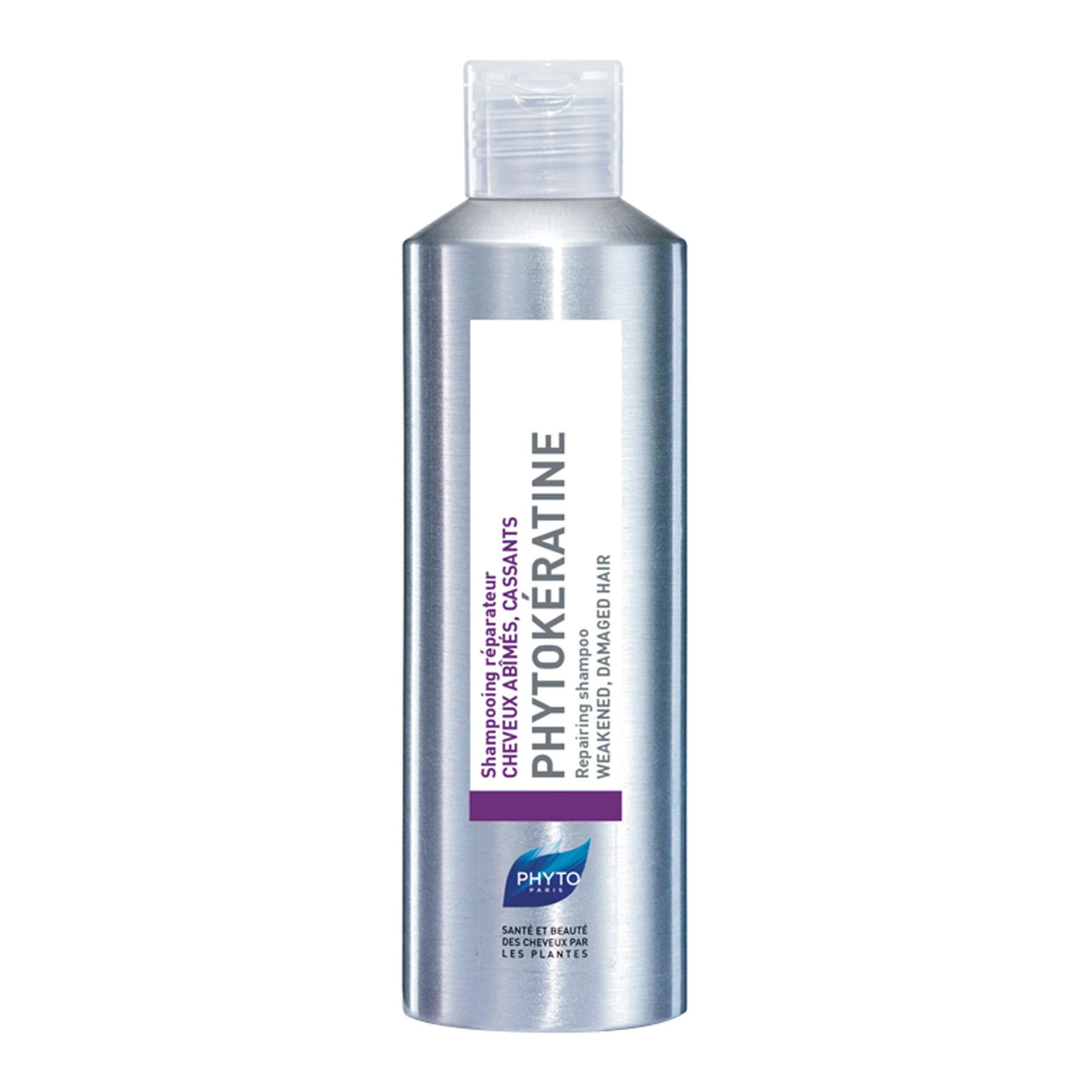 58fcd17fef6 PHYTO Phytokeratine šampoon katkevatele ja õhukestele juustele 200ml