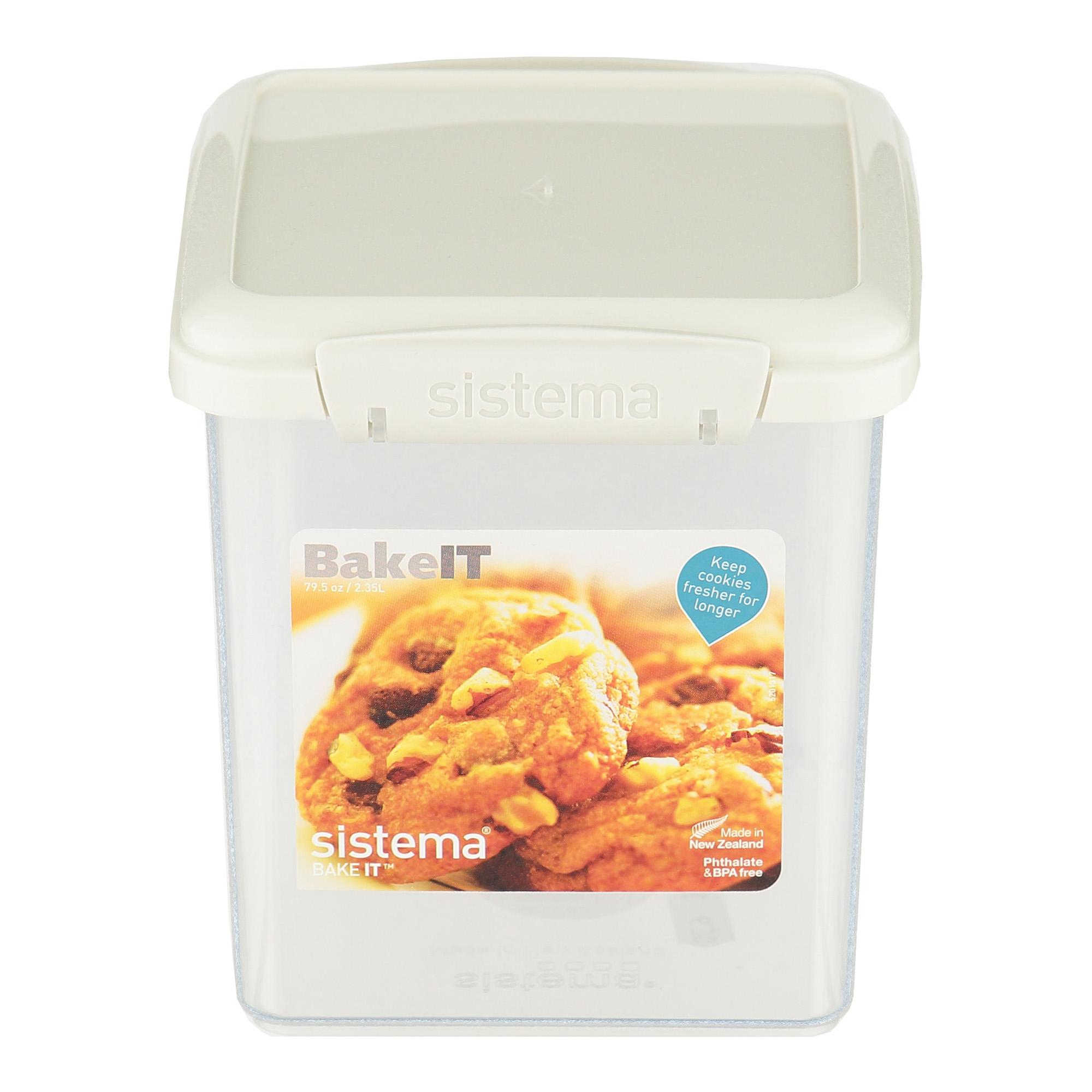 456a1048489 Säilituskarp Bake it 2,35l - Toidu valmistamise ja serveerimise nõud ...