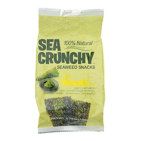 Merevetika snäkk wasabi maitsega 10g