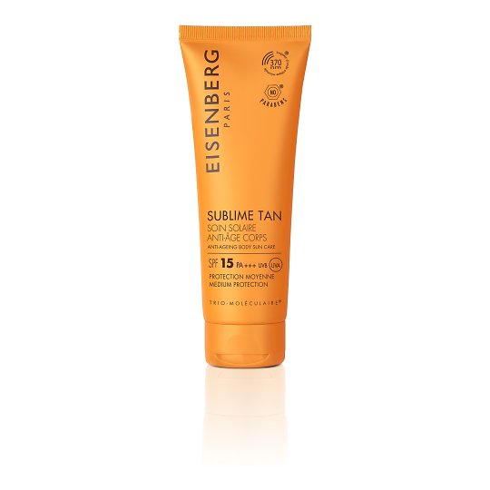 Anti-Ageing Body Sun Care SPF 15 päikesekaitsekreem kehale 100ml