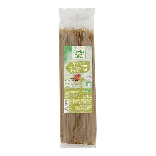 Kinoa-küüslaugu spagetid 500g