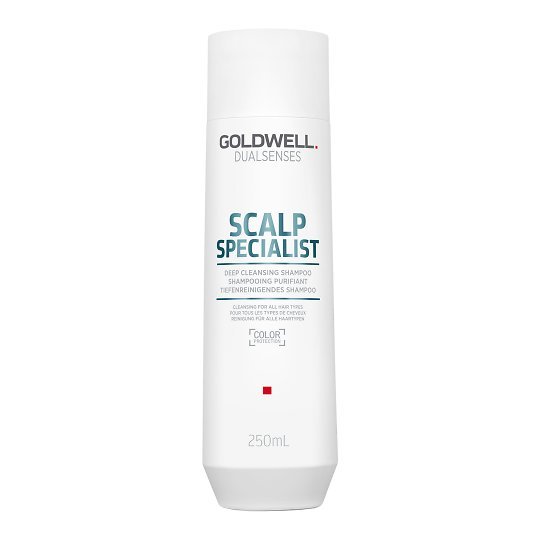 Dualsenses Scalp Specialist Deep Cleansing Shampoo sügavpuhastav šampoon 250ml