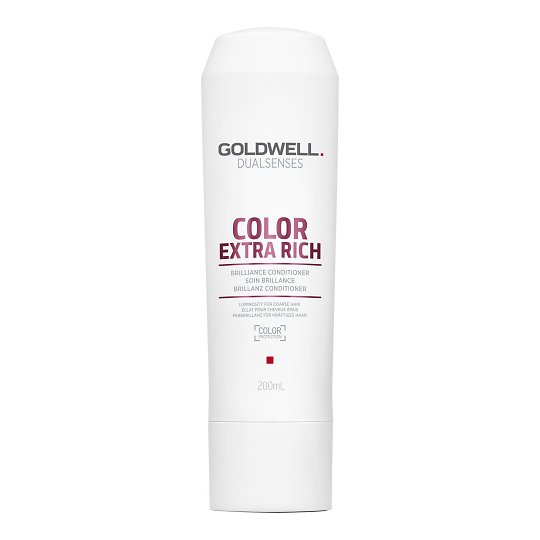 Dualsenses Color Extra Rich Brilliance Conditioner läiget andev palsam paksematele juustele 200ml