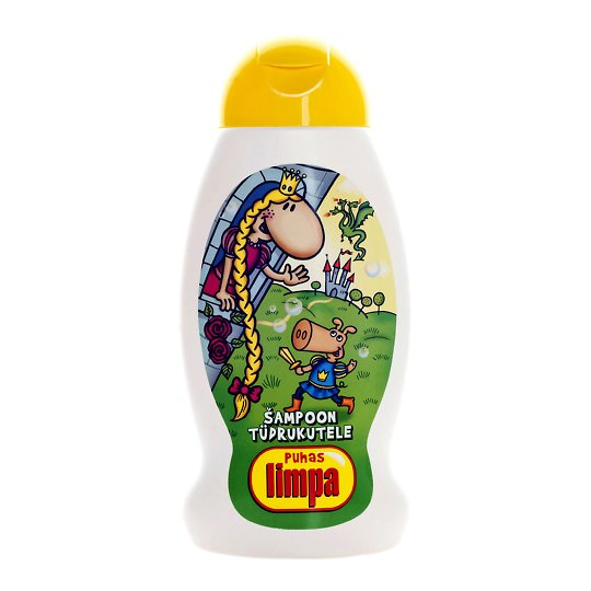 Limpa šampoon tüdrukutele 300ml