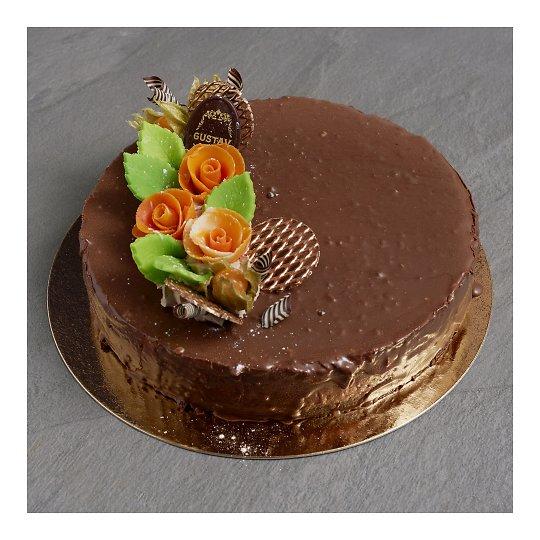 Kolme šokolaadi marmor tort 1,5kg