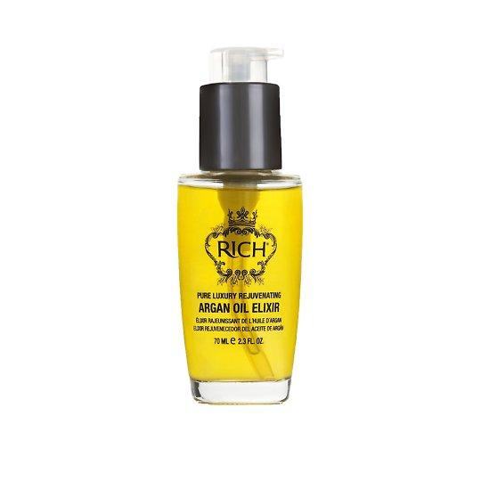 Pure Luxury Argan Oil juuksestruktuuri taastav eliksiir 70ml