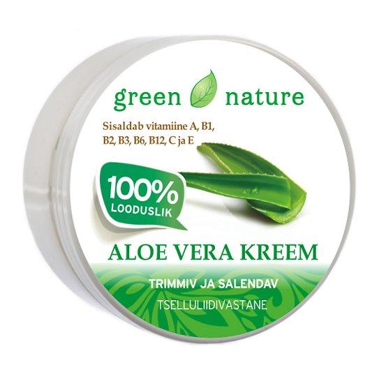 Aloe Vera kreem 120ml