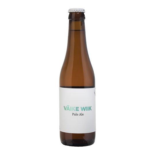 Väike wiik hele õlu alk.4.7% 330ml Eesti