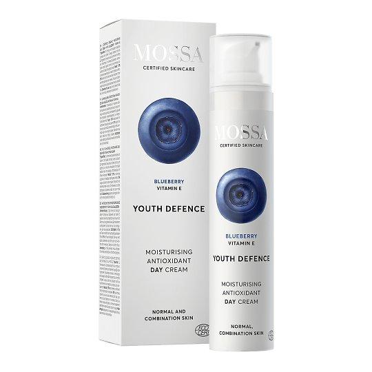 Moisturising Antioxidant Day Cream päevakreem normaalsele ja kombineeritud nahale 50ml