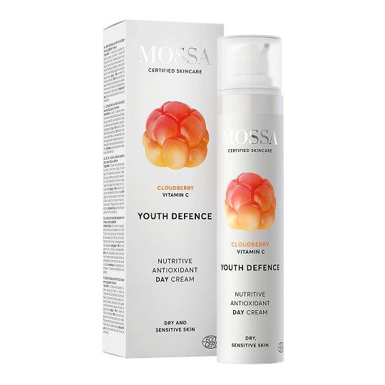 Nutritive Antioxidant Day Cream päevakreem kuivale ja tundlikule nahale 50ml
