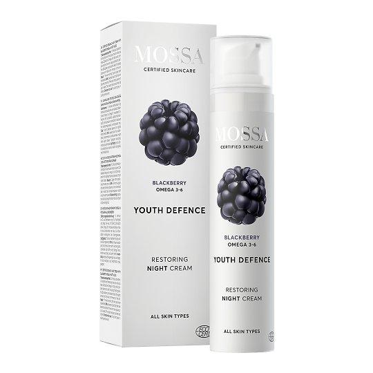 Restoring Night Cream taastav öökreem kõikidele nahatüüpidele 50ml