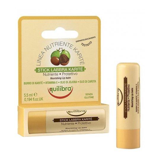 Nourishing Lip Balm huulepalsam sheavõiga 5,5ml