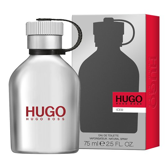 Hugo Iced EdT 75ml