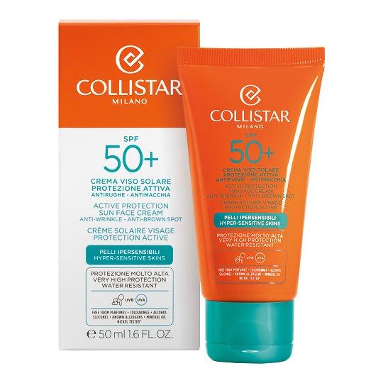 Hyper-Sensitive Active Protection Sun Cream maksimaalse kaitsega päikesekreem näole SPF 50+ 50ml