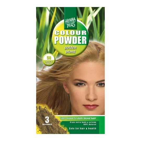 Colour Powder 100% looduslik püsivärvipulber