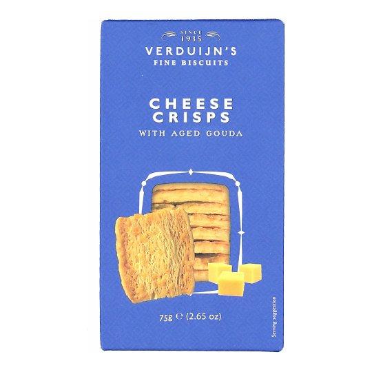 Krõbedad juustuküpsised 75g