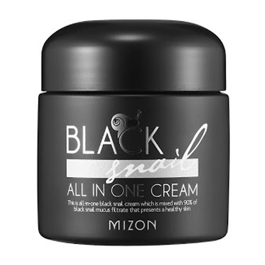Black Snail All In One Cream näokreem 90% musta teo mutsiiniga 75ml